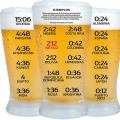 Cálculo del costo por bebida
