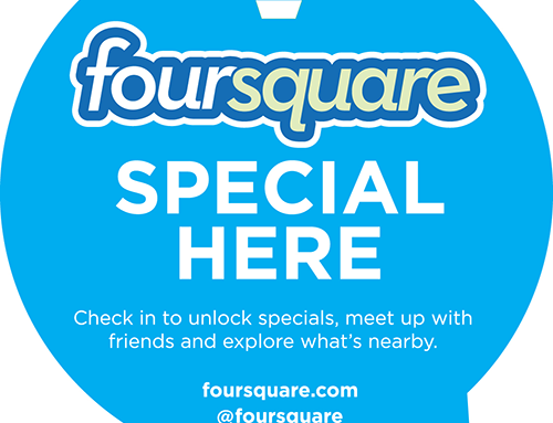 Mejora tu imagen en 'Foursquare'