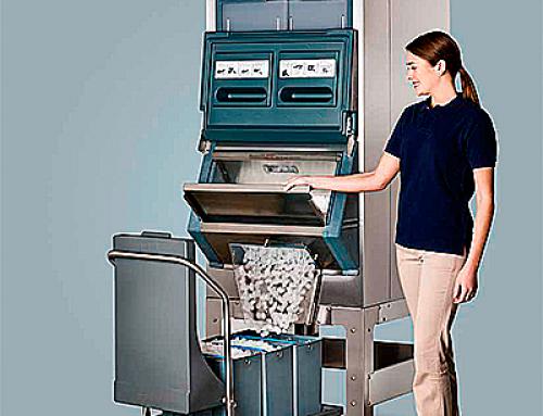 ¿Cómo limpiar la máquina de hielo?