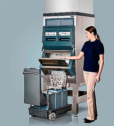¿Cómo limpiar la máquina de hielo? Consejos de mantenimiento de negocios de hostelería. Hostelería Ecuador