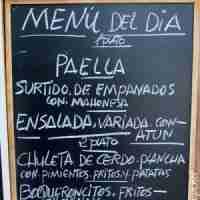 Menú del día. Consejos de rentabilidad para hoteles, restaurantes, cafeterías. Hostelería Ecuador