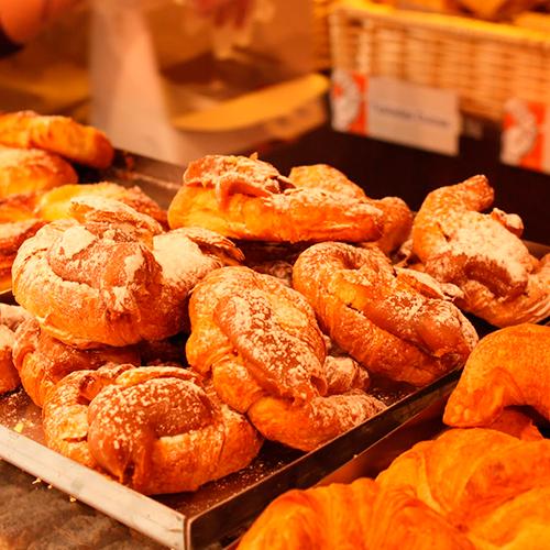 Como estimular el consumo en panaderías. Consejos de publicidad para panaderías, hoteles, restaurantes. Hostelería Ecuador