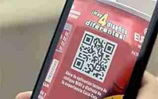 Campaña con código Qr. Consejos de publicidad para hoteles, restaurantes y servicios de catering. Hostelería Ecuador