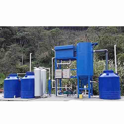 Planta de tratamiento de aguas residuales. Biozone O3