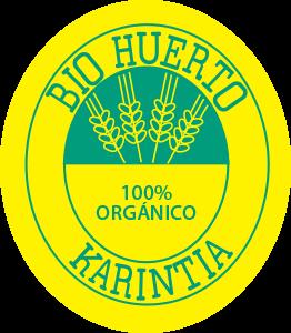 Bio Huerto Karintia. Logo