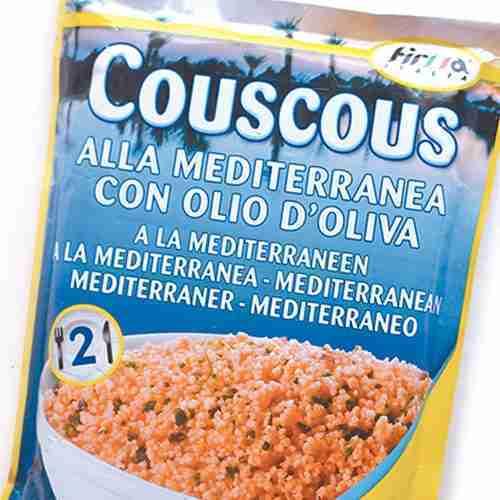 Cous Cous FIRMA ITALIA para hoteles y restaurantes. Cusimano Import