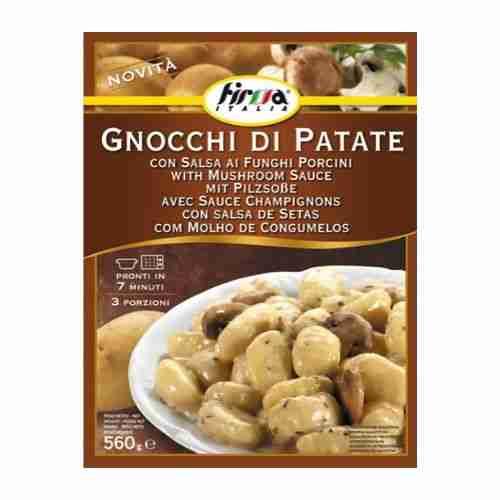 Pasta Ñoquis – FIRMA ITALIA