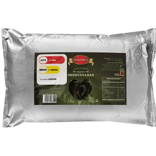Dibeal | Aceituna Negra Deshuesada (Pouch)
