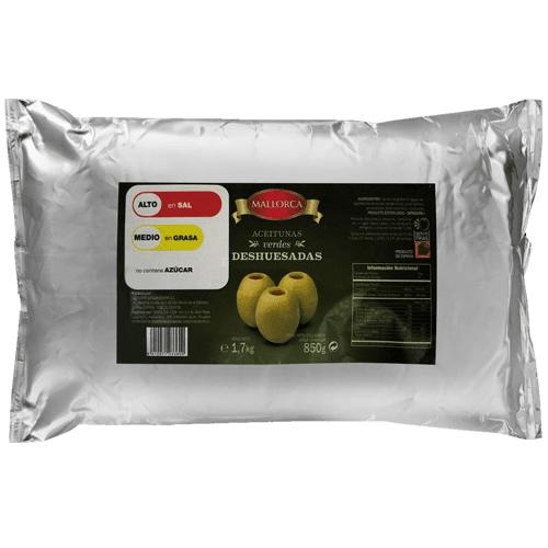 Dibeal | Aceituna Verde Deshuesada (Pouch)