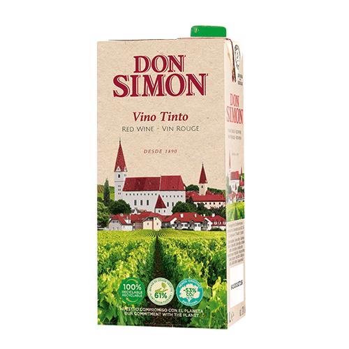 Dibeal | Vino de Cartón Don Simón