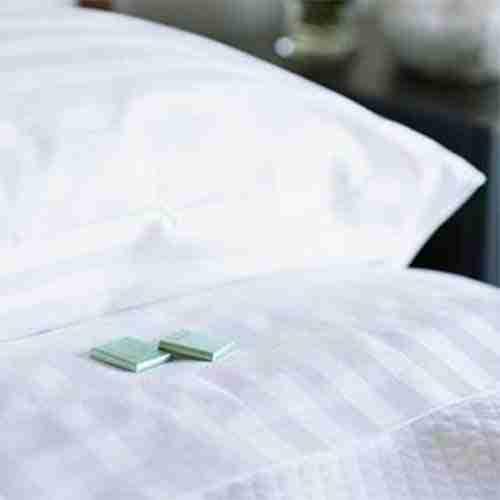 Sábanas hoteleras. Plumatex proveedores de lencería hotelera. Hostelería Ecuador