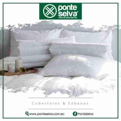 Ponte Selva   Proveedores de cobertores y sabanas para hoteles   Hostelería Ecuador
