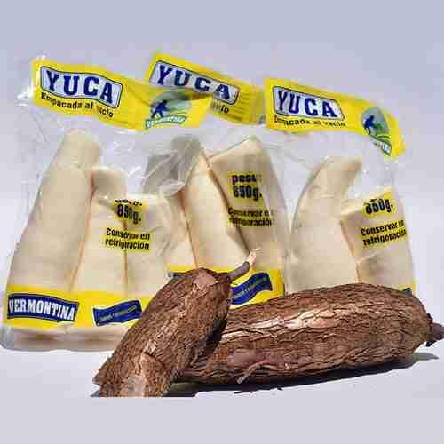 Yuca. Proveedores de yuca para hoteles y restaurantes. Vermontina