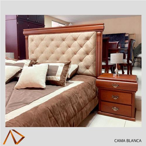Cama Blanca | Archdesign Cia. Ltda. | Proveedores de mobiliario para hoteles y restaurantes