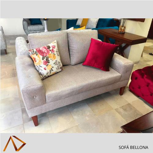 Sofá largo | Proveedores de mobiliario hotelero