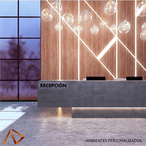 Diseño de ambientes personalizados | Proveedores de Diseño de ambientes personalizados