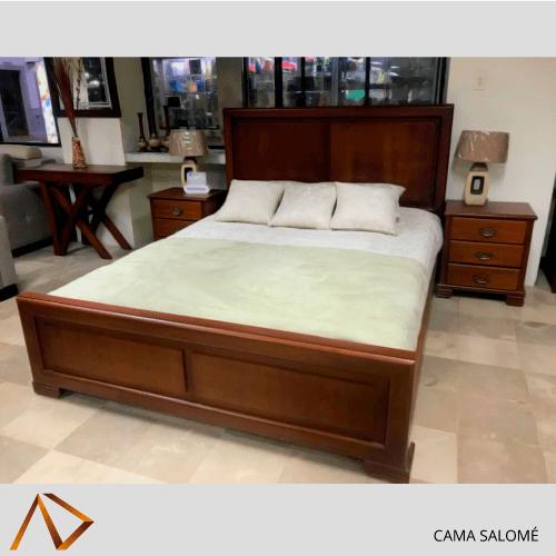 Cama Salomé | proveedores de mobiliario hotelero