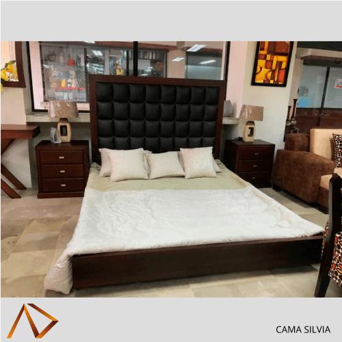 Cama Silvia | Proveedores de mobiliario hotelero