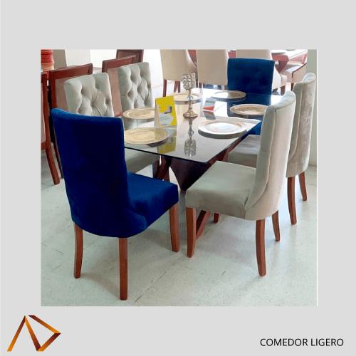Comedor Ligero | Proveedores de mobiliario hotelero