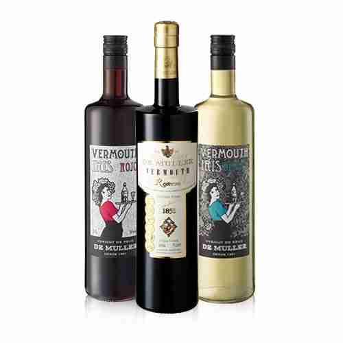 Vermouth español De Muller