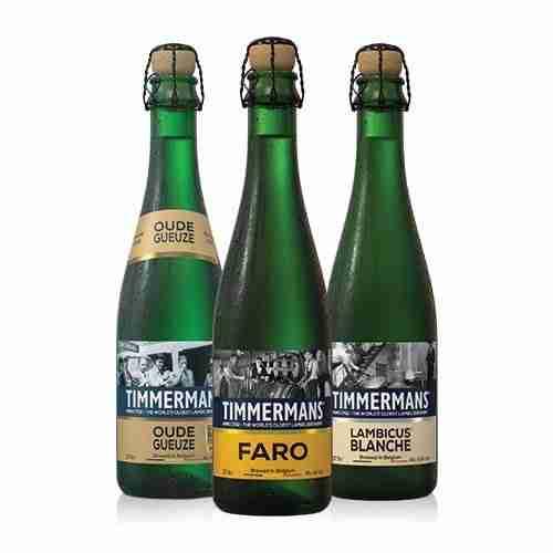Cervezas Lámbicas tradicionales Timmermans