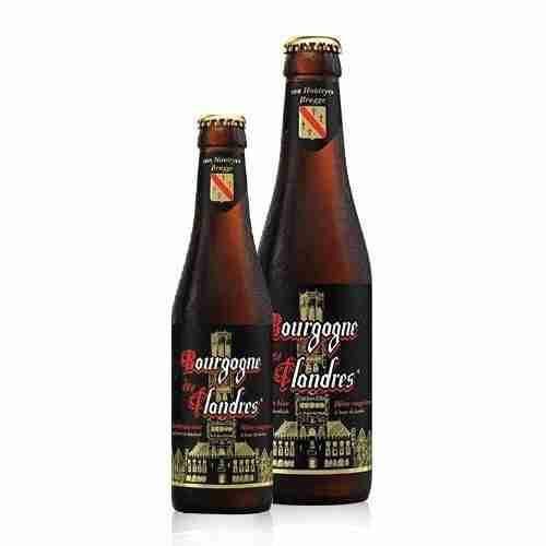 Cerveza Bourgogne des Flandres