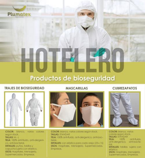 Artículos de bioseguridad