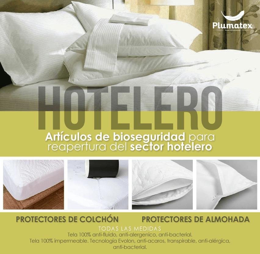 ARTICULOS HOTELEROS ANTIFLUIDO /IMPERMEABLE