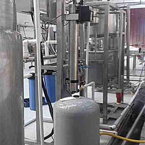 Ultrafiltración retrolavado. Biozone O3. Tratamiento de agua para hoteles y restaurantes