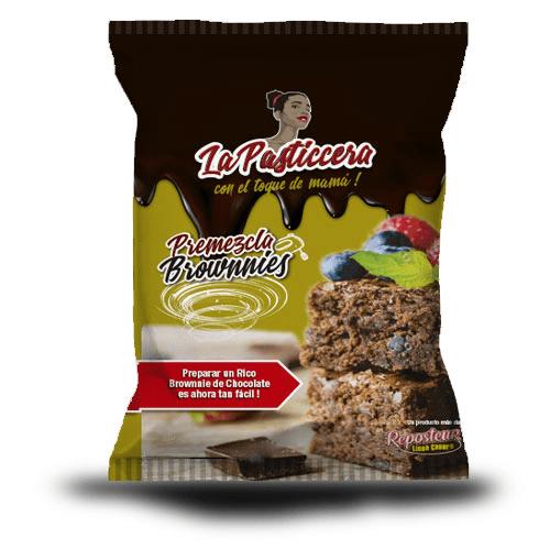 Pre-mezclas para Brownies - La Pasticcera | Grupo Cafiesa | Proveedores horeca