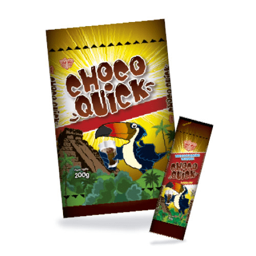 ChocoQuick - bebida instantánea de chocolate