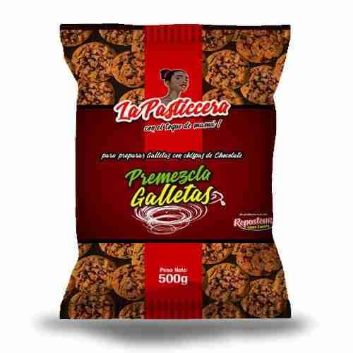 Pre-mezcla de galletas - La Pasticcera