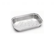 Proveedores de envases para comida | Envase C20 Aluminio | carsnack | hostelería ecuador