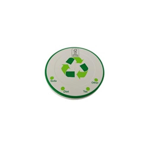 Tapa Papel Biodegradable 16 y 21oz
