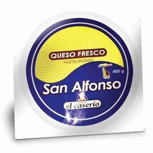 Lácteos El Caserío. Proveedores de queso fresco para hoteles y restaurantes