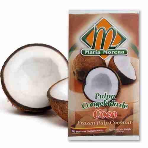 Pulpa Congelada de Coco