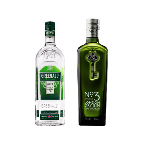 Greenall´s & N°3 London Dry Gin