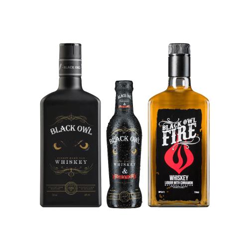 Whisky Black Owl