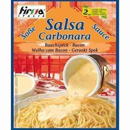 Salsa carbonara | Hostelería Ecuador