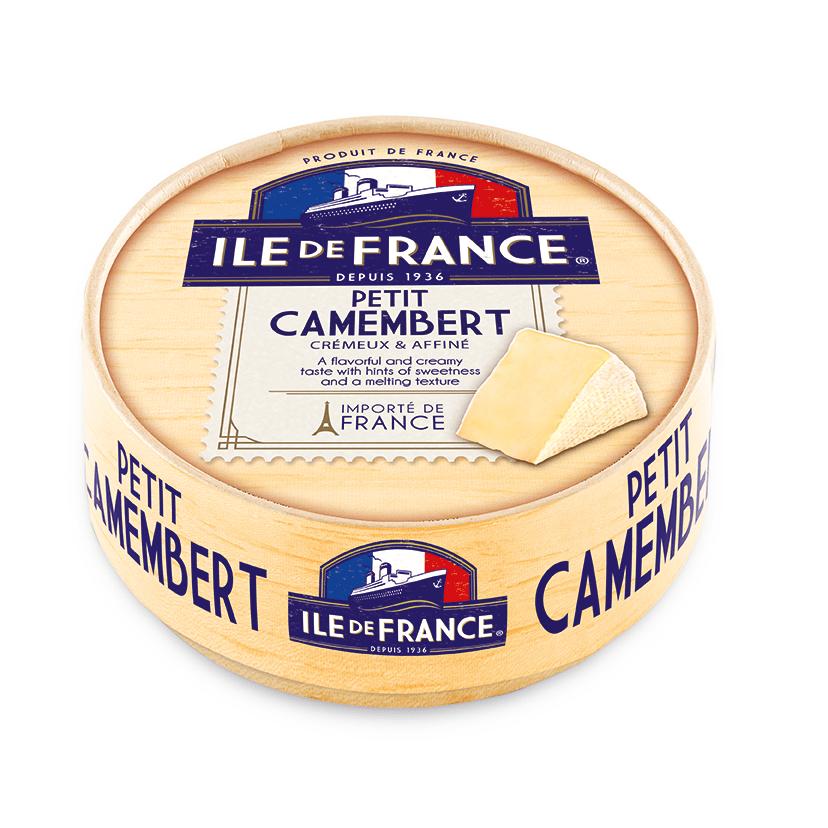 Queso Camembert Ile de France