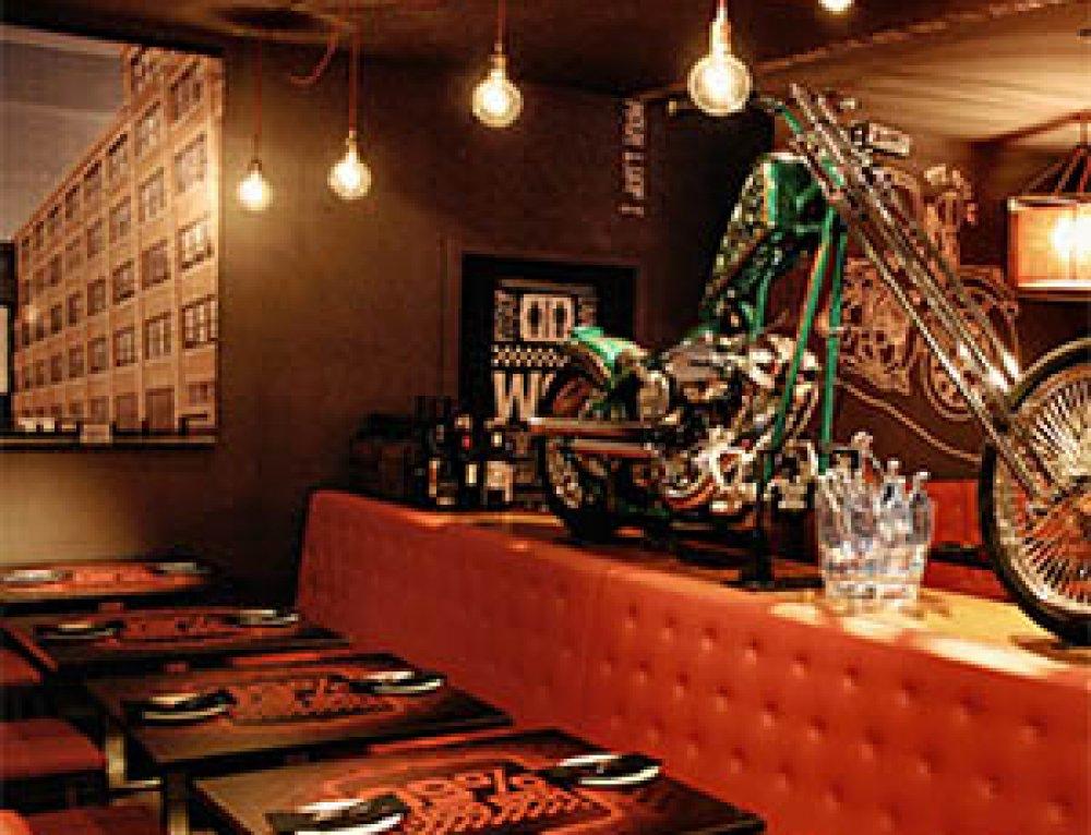 El diseño de un Restaurante