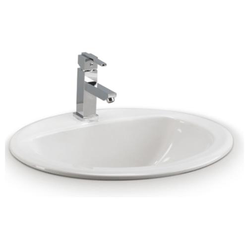 Lavamanos Vanitorio Oakbrook | Edesa | Proveedores de lavamanos para hoteles y restaurantes