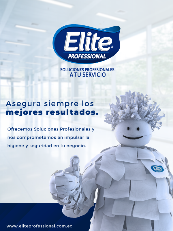 Proveedores de papel higiénico para hoteles. Elite Professional