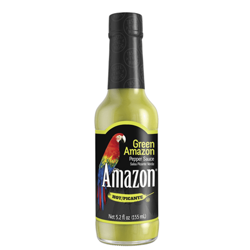 Fepaimport | Green Amazon | Proveedores de salsas amazon pepper