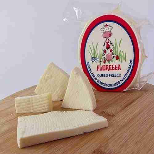 Queso de Mesa Florella | Proveedores de queso de mesa para hoteles y restaurantes | Hostelería Ecuador