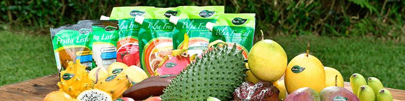 Proveedores de frutas | Proveedores de pulpa de fruta | FLP del Ecuador