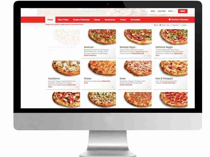 Gestión de menús. Diseño de páginas web para restaurantes. Hostelería Ecuador
