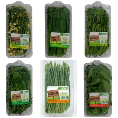 Hierbas aromáticas frescas | Green Garden | Proveedores de Hierbas aromáticas frescas