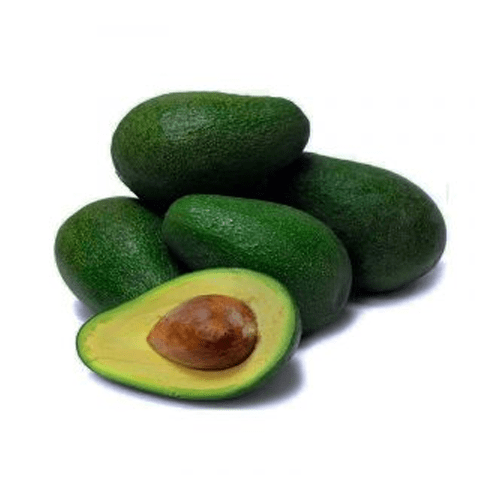 Aguacate fuerte y Hass