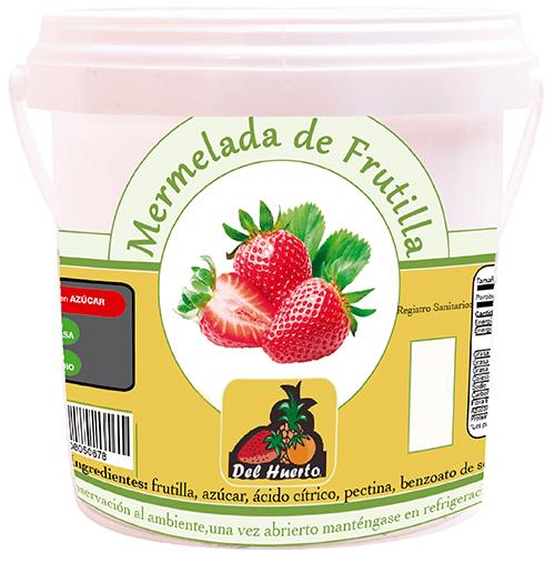 Proveedores de Mermelada de frutilla para hoteles y restaurantes | Hostelería Ecuador
